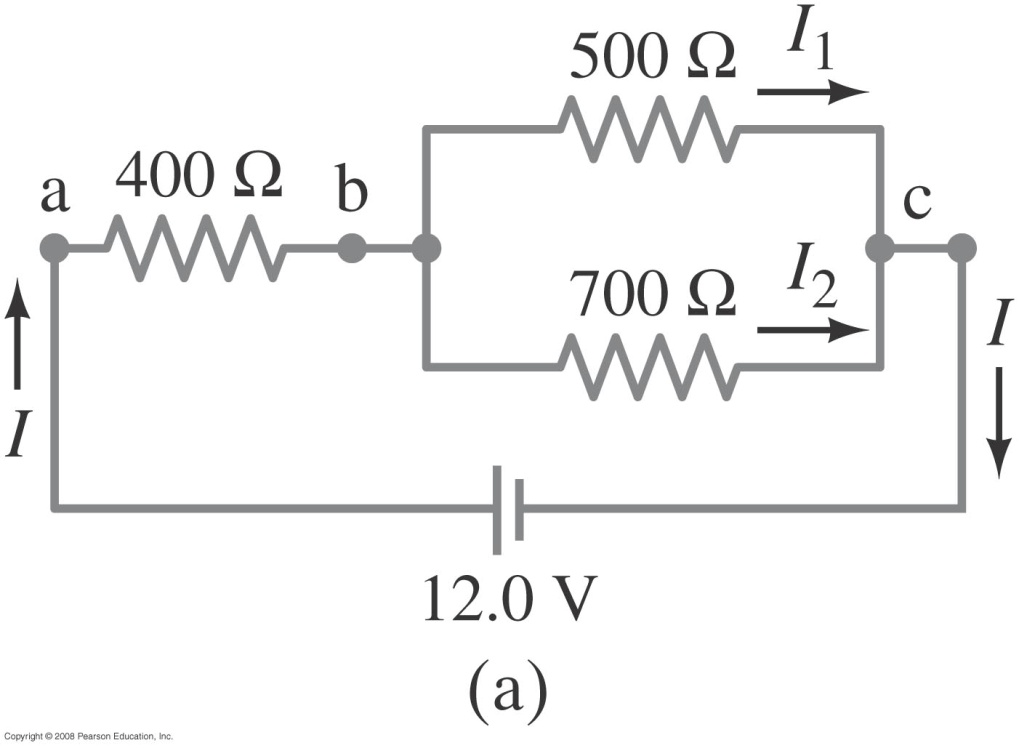 Solved: Consider The Circuit Below: Determine The Current