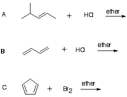 Solved: Which Of The Three Reactions Occurs Most Rapidly