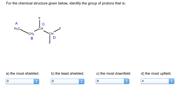 Solved: For The Chemical Structure Given Below, Identify T