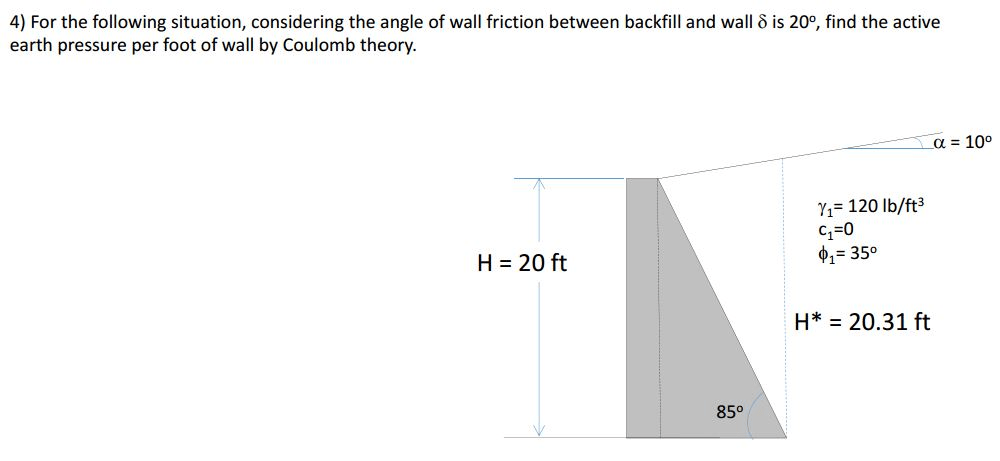 Solved: For The Following Situation, Considering The Angle