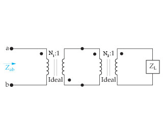 Solved: Find The Impedance Zab In The Circuit Shown If ZL