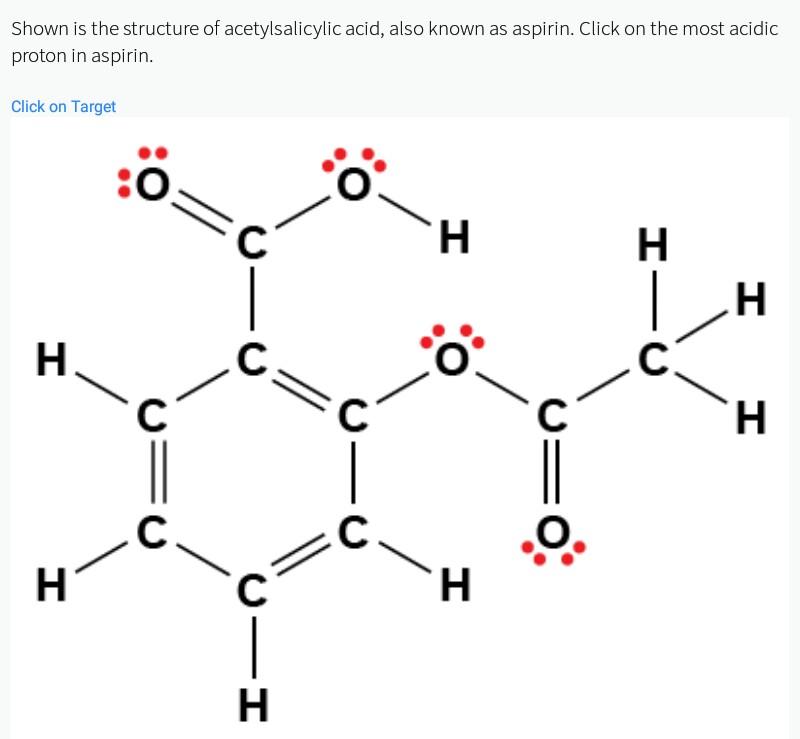 Chemical Makeup Of Aspirin