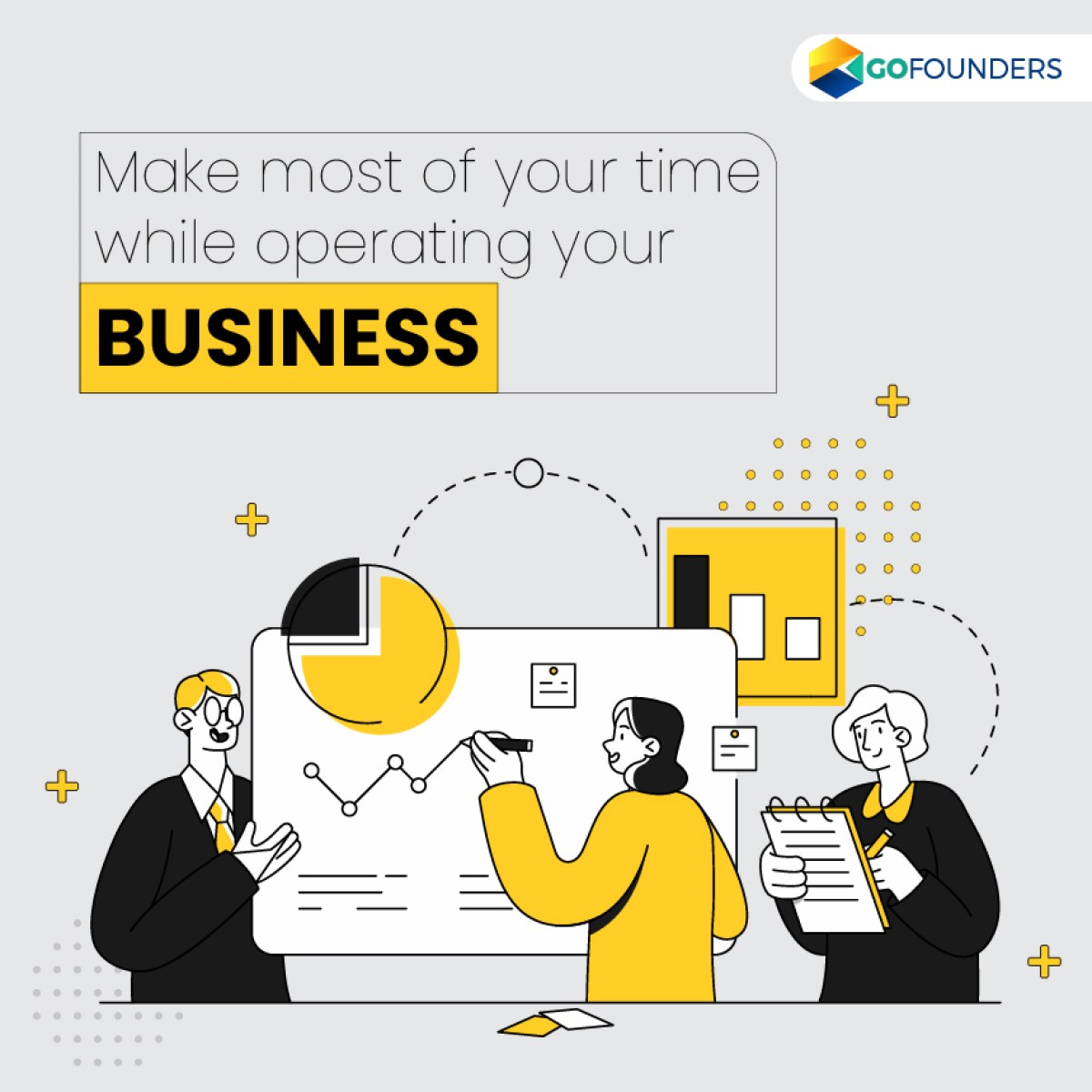 What's the optimum time that you are expected to spend on your business? Or, is there any specific time window that you have to work within to achieve your business goals? These are a few of the common questions that people often get stuck with.