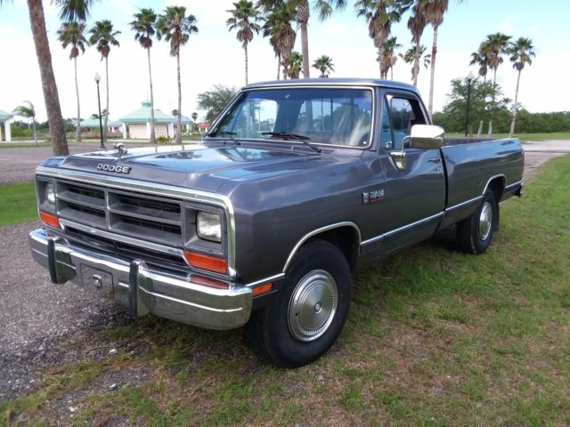 1993 Dodge W250 Factory Service Repair Manual