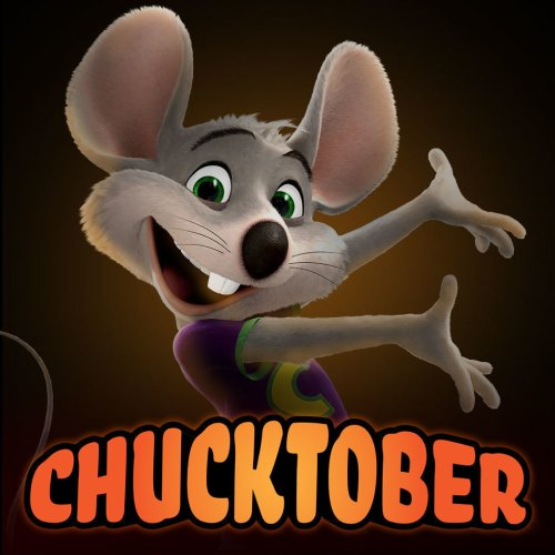 Chucktober at Chuck E. Cheese's