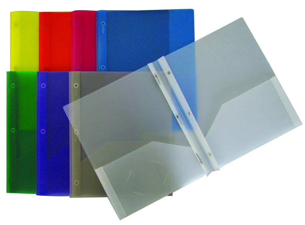 Branded 3 Prong Twin Pocket Presentation Folder