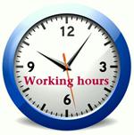 wage hours