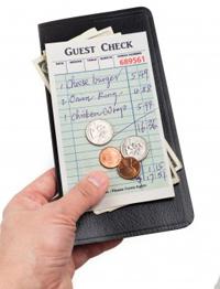 employee tip law in California - Tip Pooling