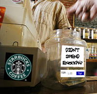 Under California tipping laws, employers cannot share in tips or tip pools of their employees.