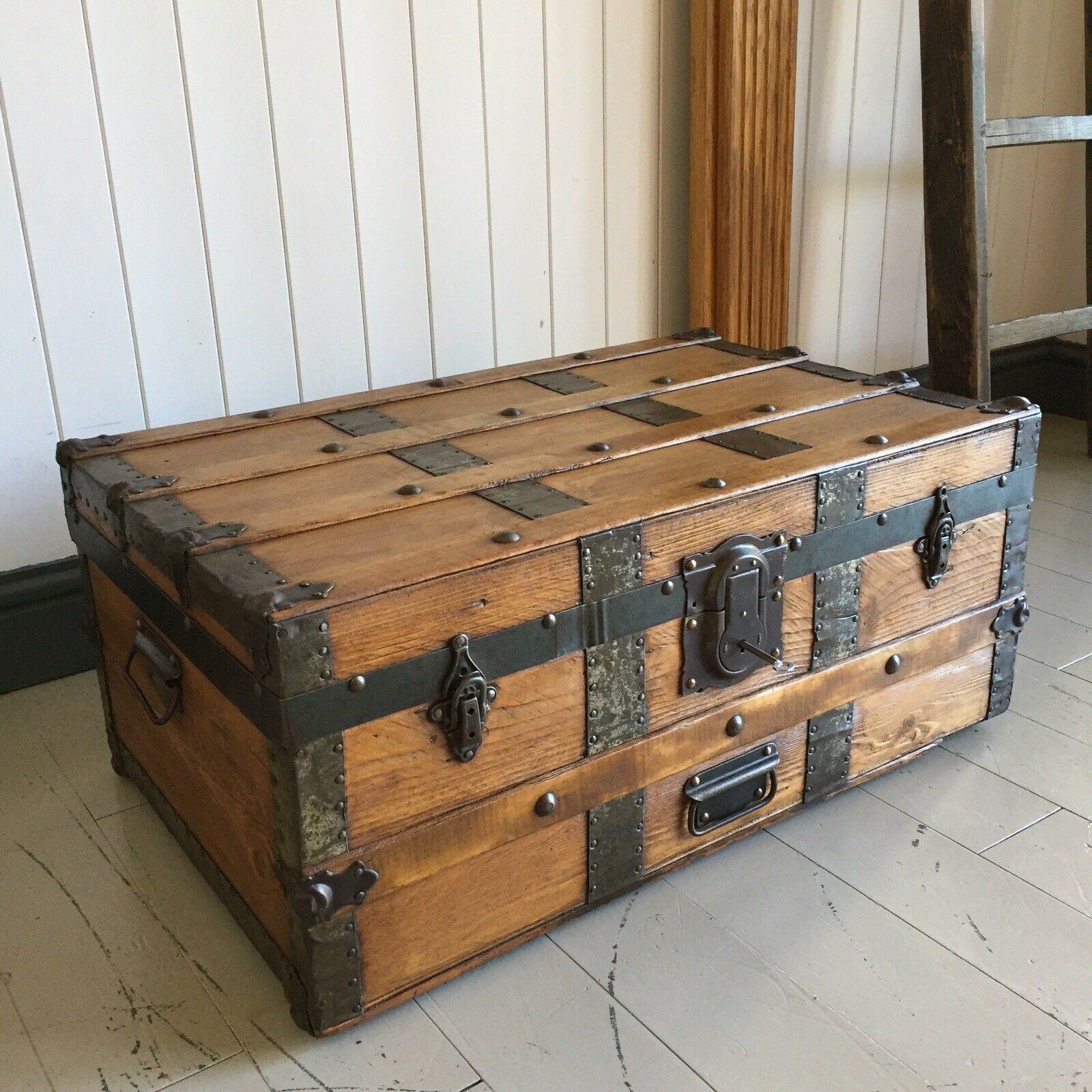 rustic trunk chest marcuscable com