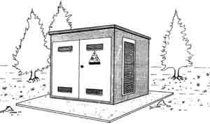 Linee Guida Enel per l'esecuzione di lavori su cabine