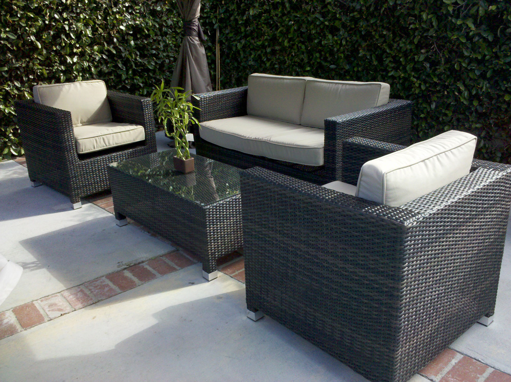 patio furniture and how to make it last