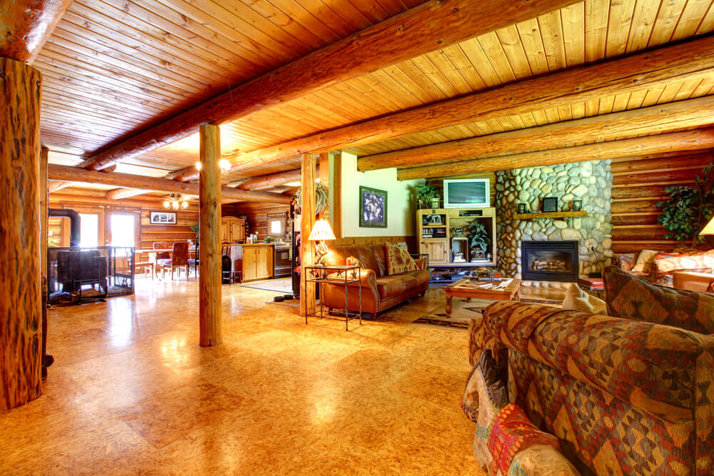 Cabin Decor Turns Any Home Into A Rustic Retreat