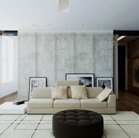 Modern, Unexpected Textures With Wall Paneling