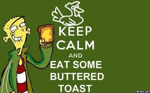 Buttered Toast Memes Com