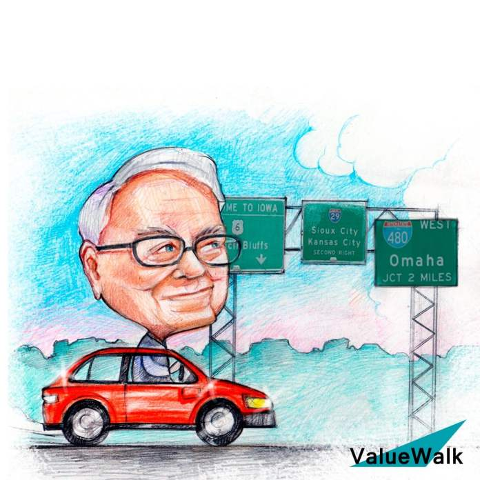 Warren Buffett newspaper business