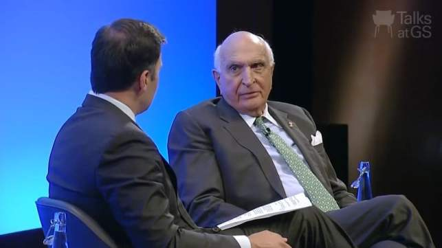 Billionaire Kenneth Langone Founding Home Depot