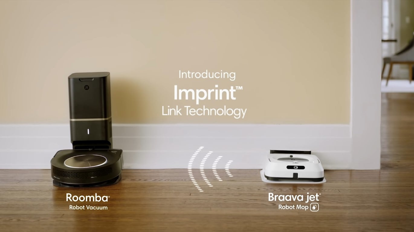 iRobots New Robots Can Team Up To Vaccum And Mop Your Home