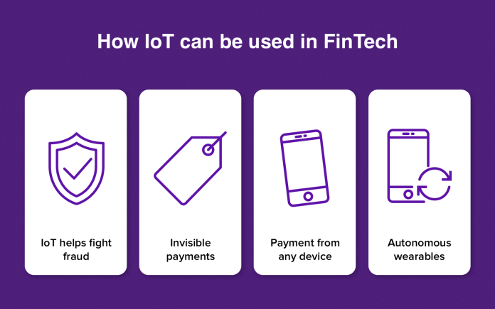 IoT banking and financial sector