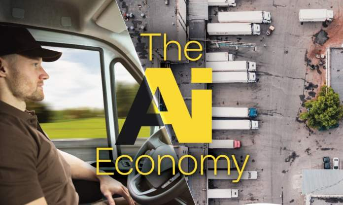 AI Economy using artificial intelligence