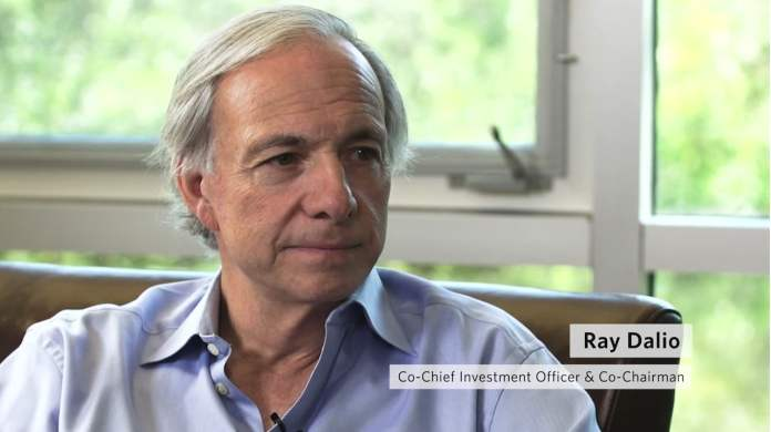 Ray Dalio whole different world