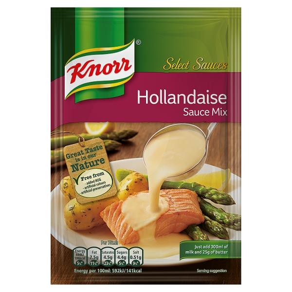 Knorr Cream Sauce Hollandaise