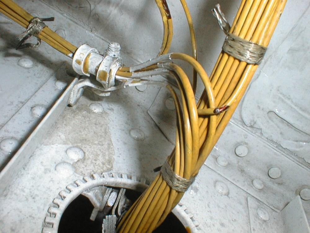 medium resolution of aerospace wire harness for standard