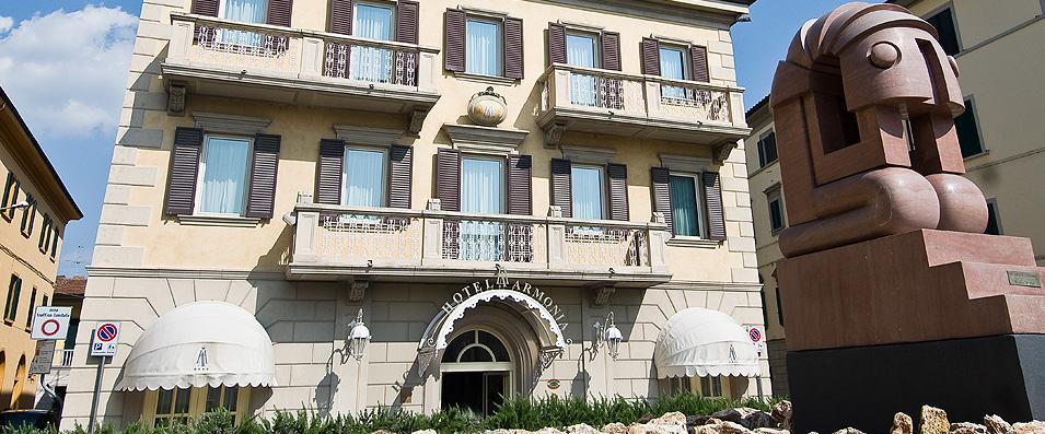 Hotel Armonia Italy Toscana Pisa Tripinview