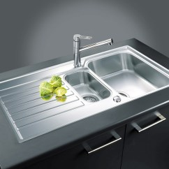 Franke Kitchen Sinks Quality Cabinets Ascona Asx 651 Stainless Steel 1 5 Bowl