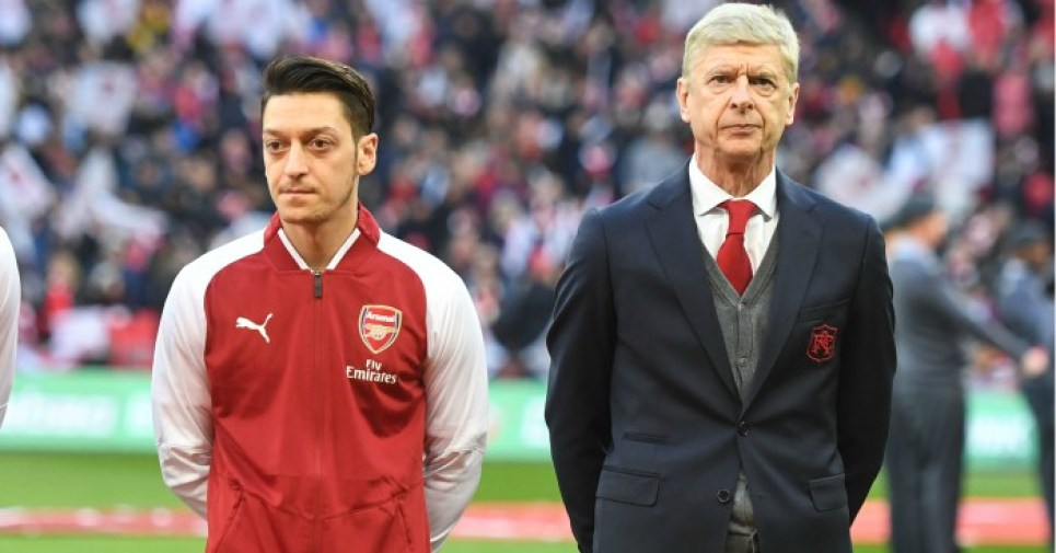 Wenger defends Ozil from 'victimisation' and Keown's 'extremism ...