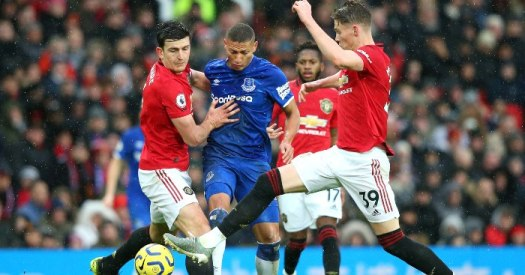 What channel is Everton vs Man Utd? Team news, TV details ...