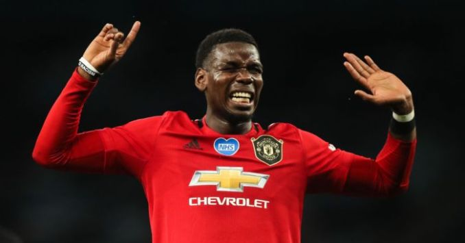 Evra slams some Man Utd fans over Pogba comments - Football365