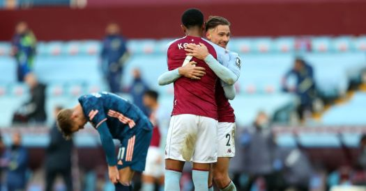 Aston Villa have 17 matches to Cash in on perfect recruitment