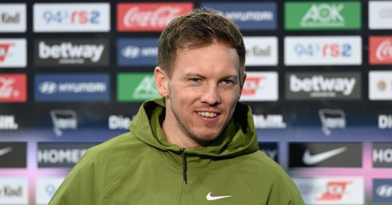Tottenham aim for Nagelsmann to replace 'best coach in the world'
