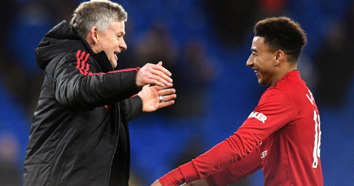 Lingard tells Solskjaer he wants to stay at Man United - Football365