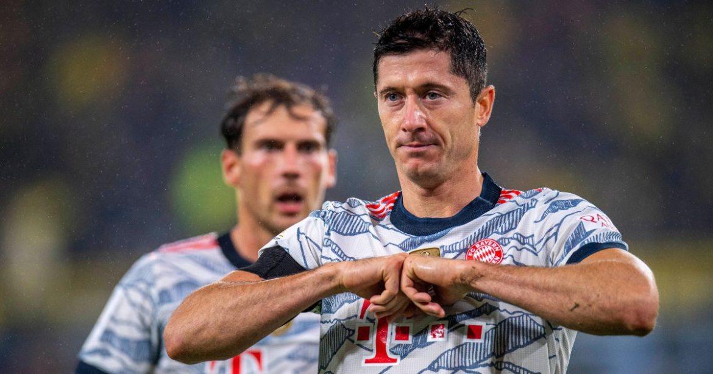 Bayern Muchen's Top Striker Robert Lewandowski Has Revealed His Future Plans for star striker