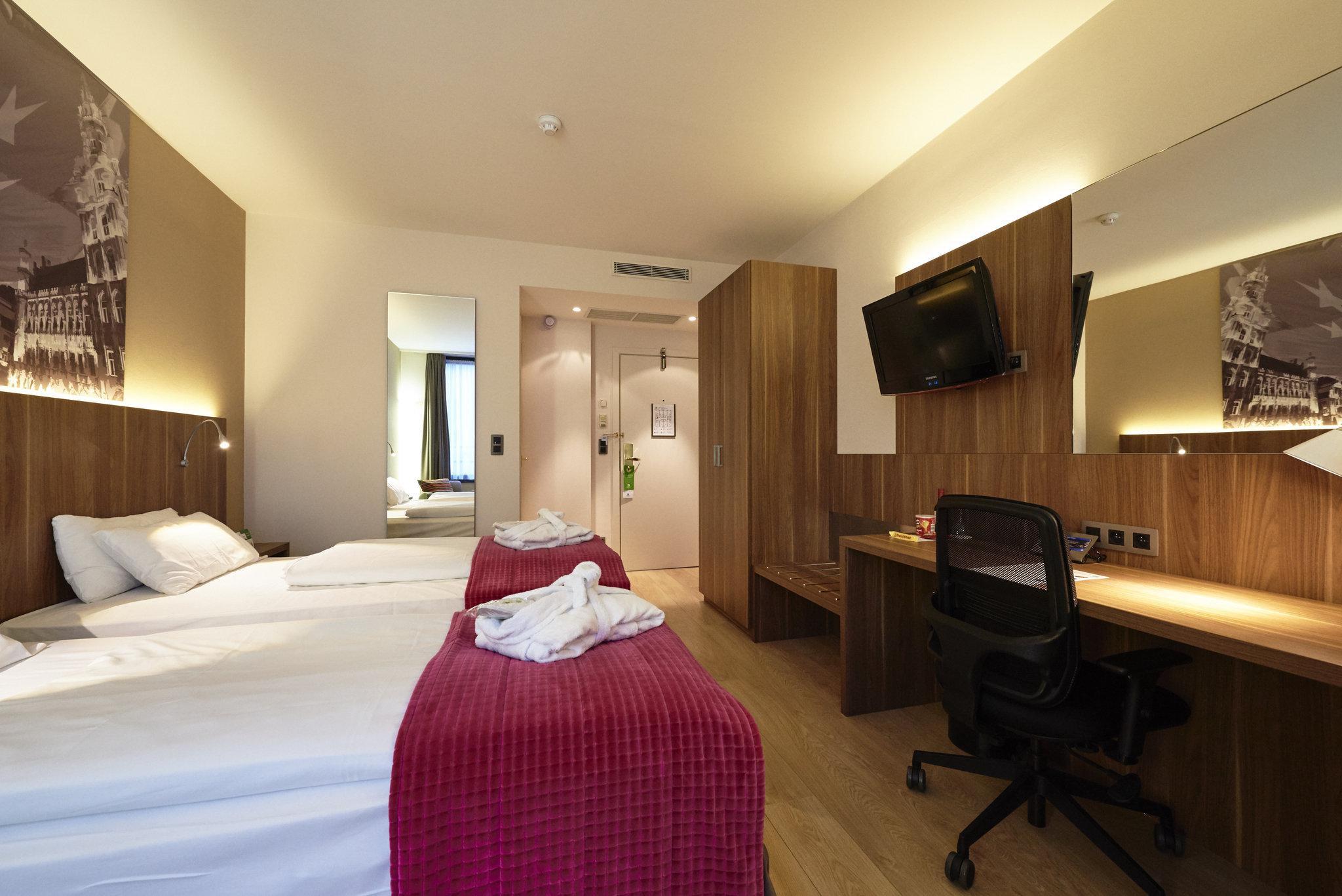 Holiday Inn Brussels Schuman Hotel Di Brussel Skyscanner