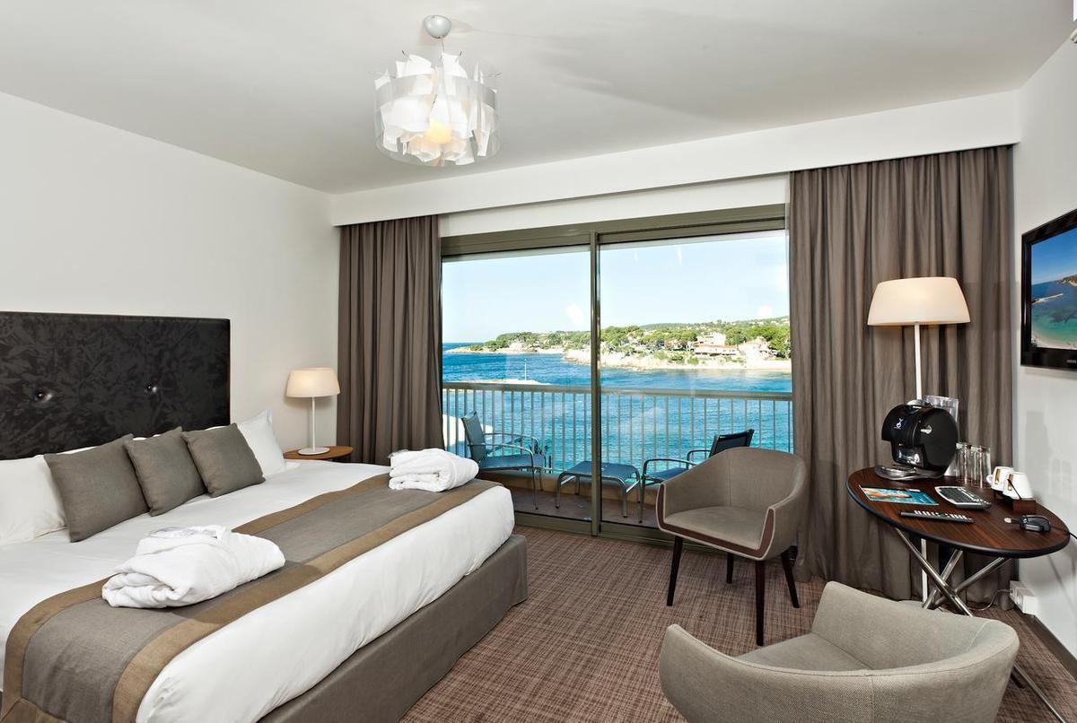 Hotel Spa Ile Rousse Bandol By Thalazur Bandol Aoc Hotels