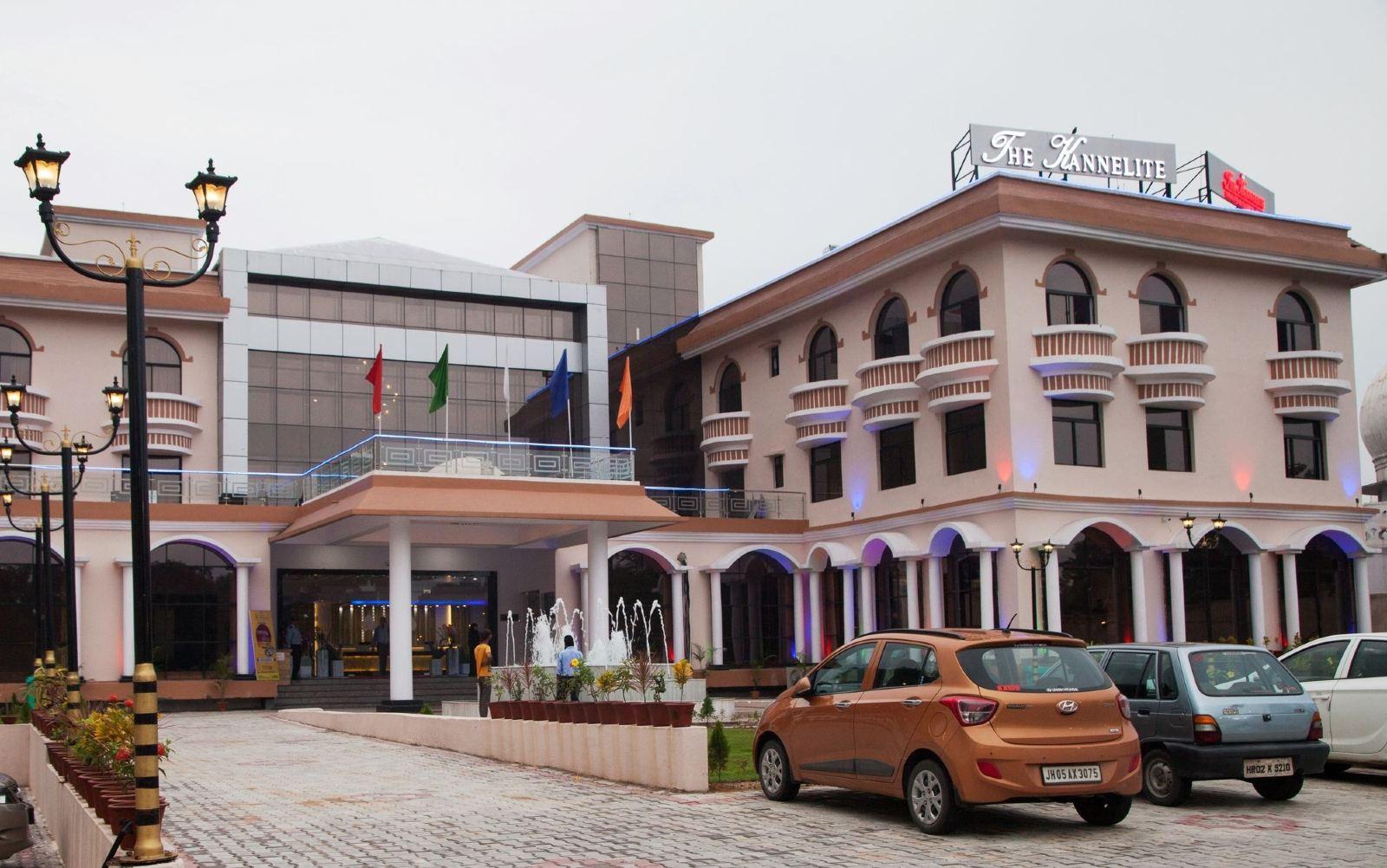 The Kannelite Hotel Sakchi Vihar By Jtdc Skyscanner Hotels