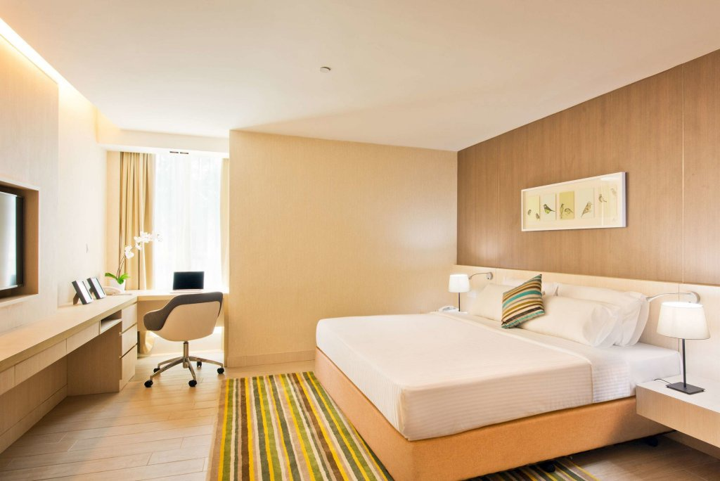 Oasia Suites Kuala Lumpur By Far East Hospitality Hotel Di