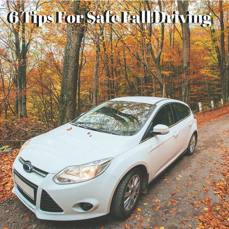 Tips for Safe Autumn Driving