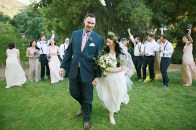 Three cheers for Samantha and Steven!