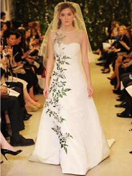 Carolina Herrera Spring 2016 Bridal 3