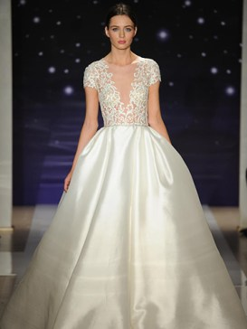 Reem Acra Spring 2016 Bridal 2