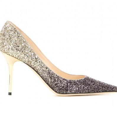 Jimmy Choo 'Agnes' ombre pumps, US$675, available at My Theresa