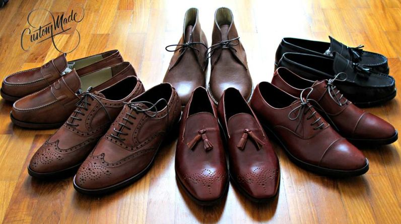 Look to CustomMade shoes for handmade, affordable bespoke shoes