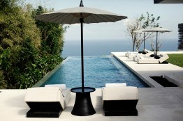 Honeymoon resort in Bali: Alila Villas Uluwatu