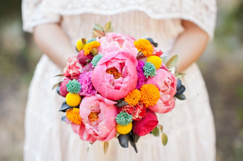 Wedding decor inspiration: 10 colourful rainbow decoration ideas Honeybrides