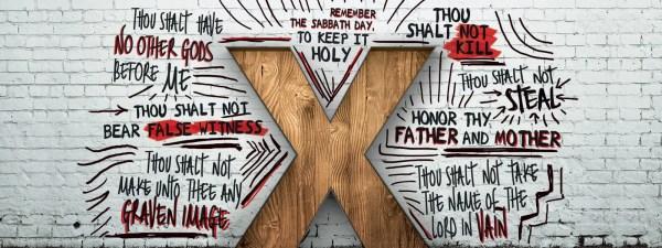 10 commandments bible # 37