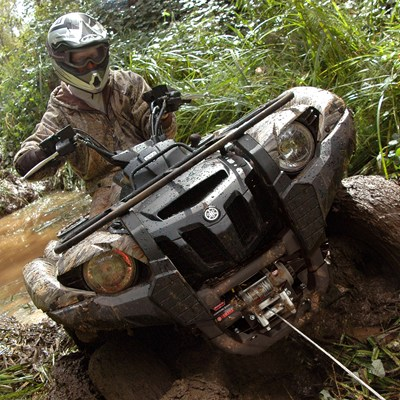 medium resolution of wiring a winch on yamaha grizzly